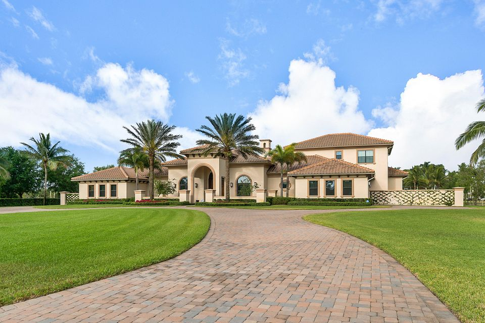 Single Family Home for Sale at 1422 Clydesdale Avenue 1422 Clydesdale Avenue Wellington, Florida 33414 United States
