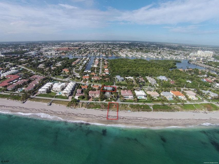 Single Family Home for Rent at 5907 N Ocean Boulevard 5907 N Ocean Boulevard Ocean Ridge, Florida 33435 United States