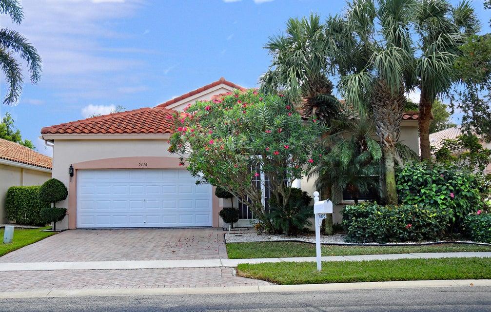 CASCADE LAKES home 5176 Bayleaf Avenue Boynton Beach FL 33437