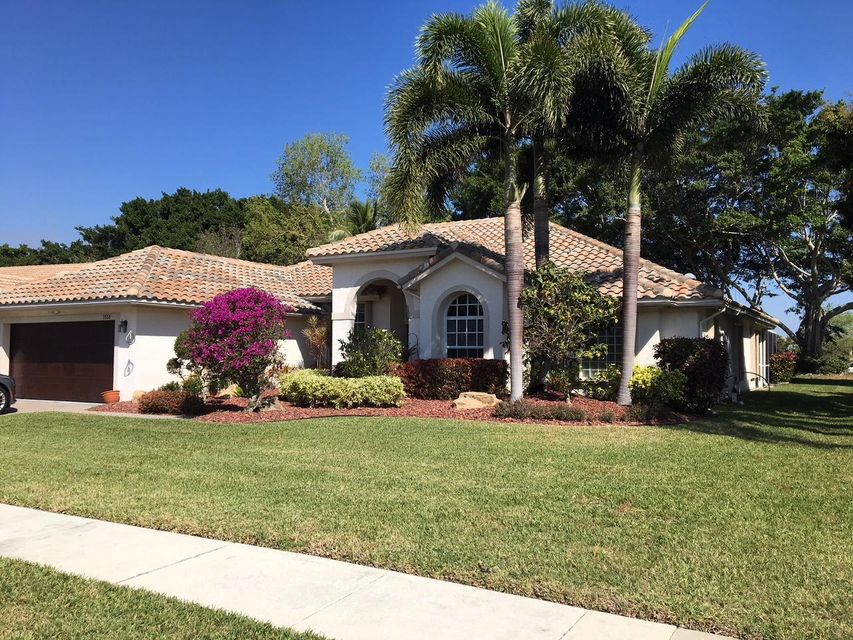 Home for sale in Addington Estates Lake Worth Florida
