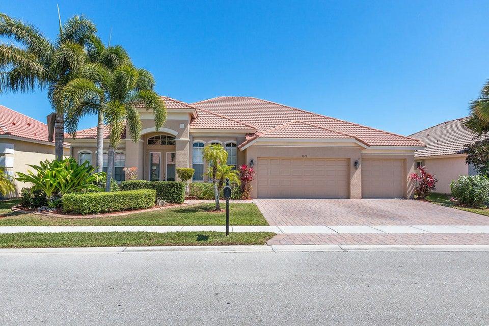 3742 Hamilton Key  West Palm Beach FL 33411