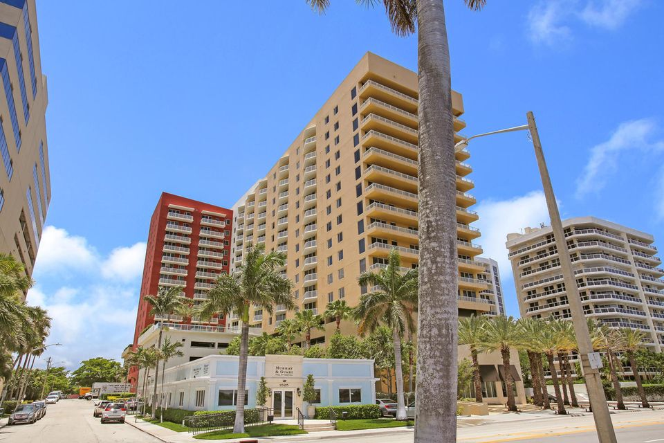 Condominium for Rent at 1551 N Flagler Drive # 503 1551 N Flagler Drive # 503 West Palm Beach, Florida 33401 United States