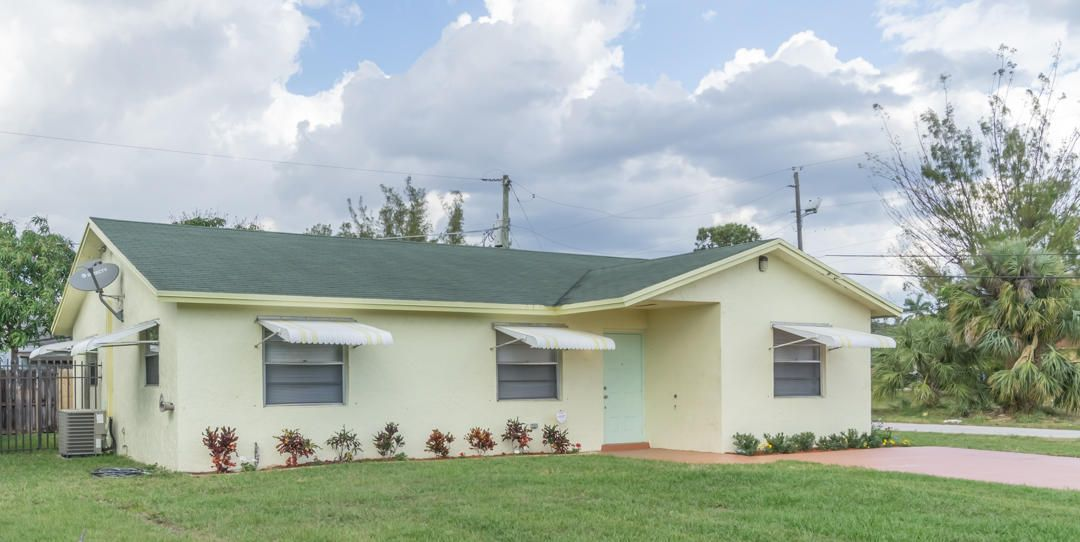 Home for sale in NORMANDY Lake Worth Florida
