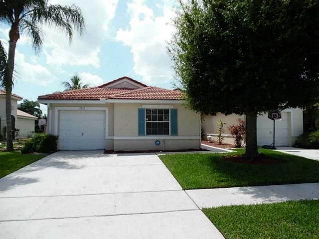 Single Family Home for Rent at 7273 Burgess Drive 7273 Burgess Drive Lake Worth, Florida 33467 United States