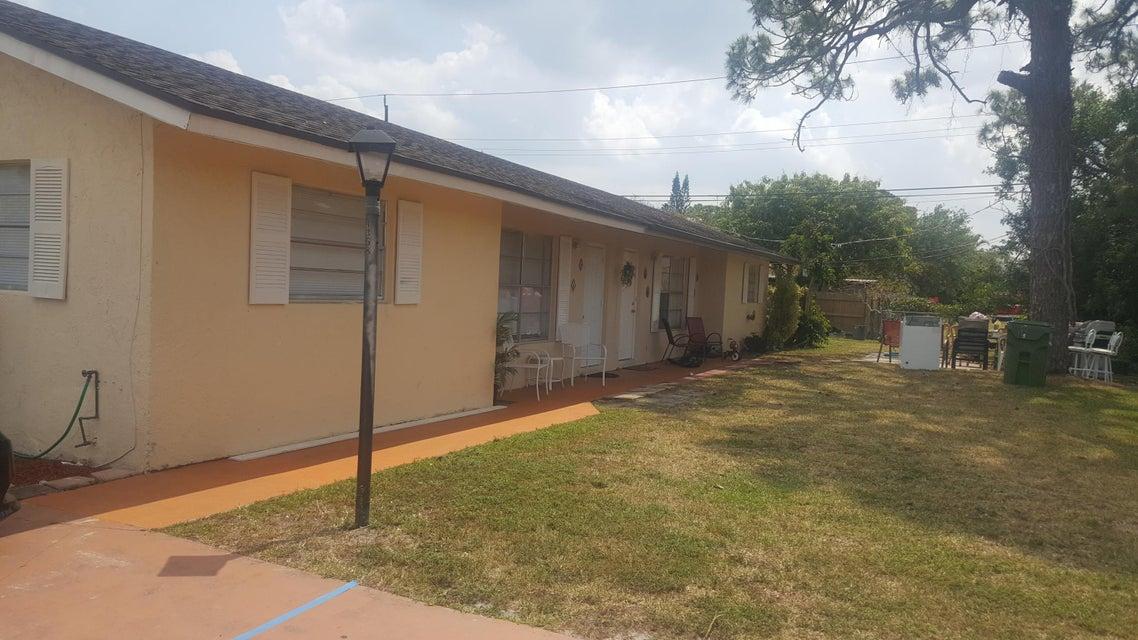 Duplex for Sale at 4356 Anna Lane 4356 Anna Lane Palm Springs, Florida 33406 United States