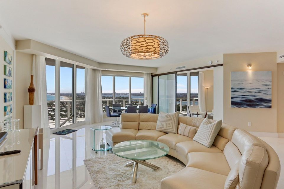 Home for sale in 2700 NORTH OCEAN CONDO Singer Island Florida