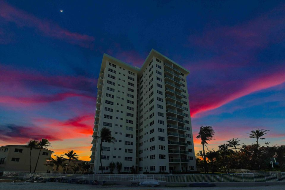 Home for sale in STARLIGHT TOWERS CONDO Lauderdale By The Sea Florida
