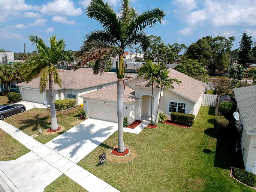Home for sale in Park Hill Estates West Palm Beach Florida