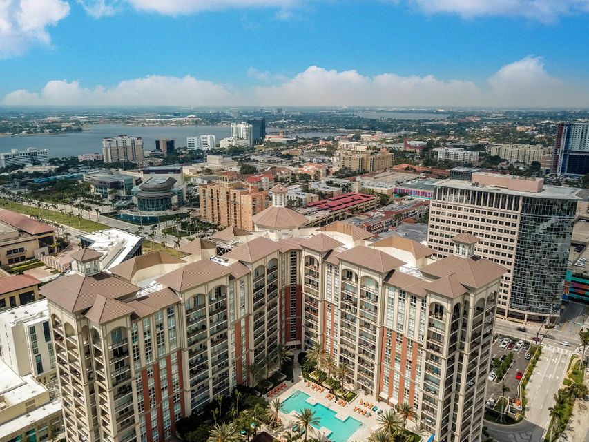 Home for sale in Cityplace South Tower Condominium West Palm Beach Florida