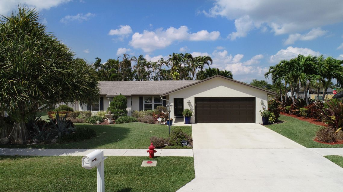 5163 Little Beth Drive Boynton Beach, FL 33472