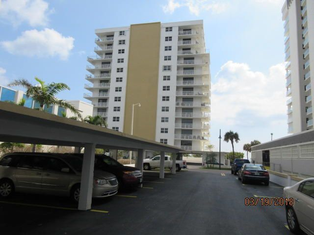 Home for sale in OCEAN HERITAGE CLUB CONDO Pompano Beach Florida