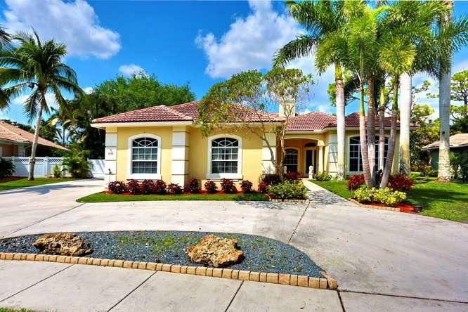 Home for sale in Cocoa Pine Estates Boynton Beach Florida