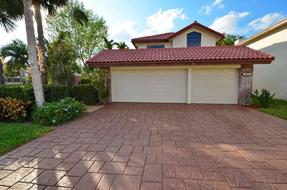 21771 Club Villa Terrace  Boca Raton FL 33433