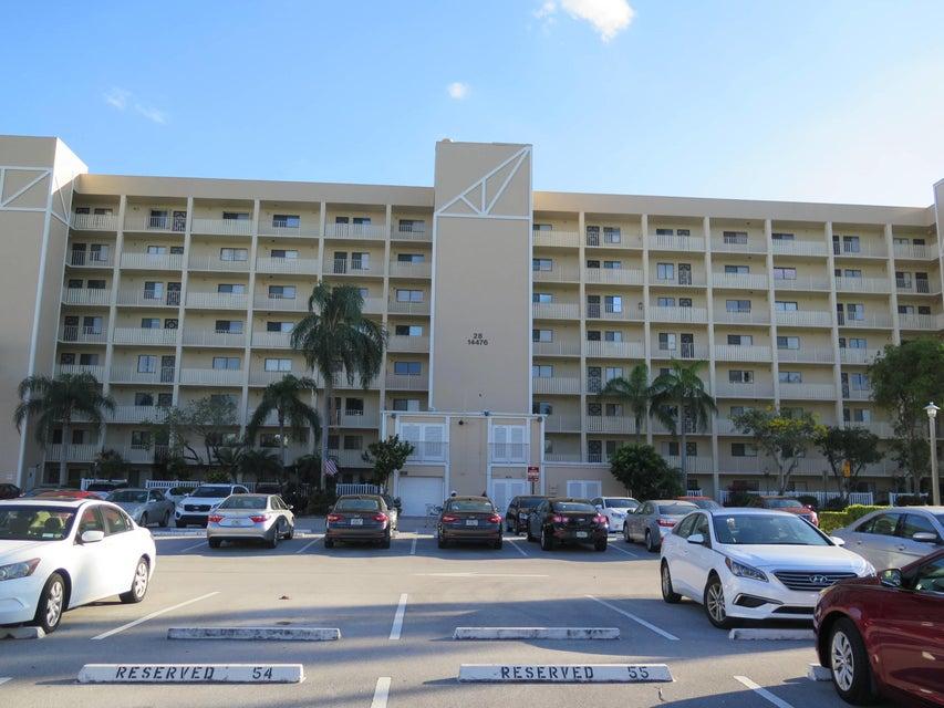 Condominium for Sale at 14476 Amberly Lane # 801 14476 Amberly Lane # 801 Delray Beach, Florida 33446 United States