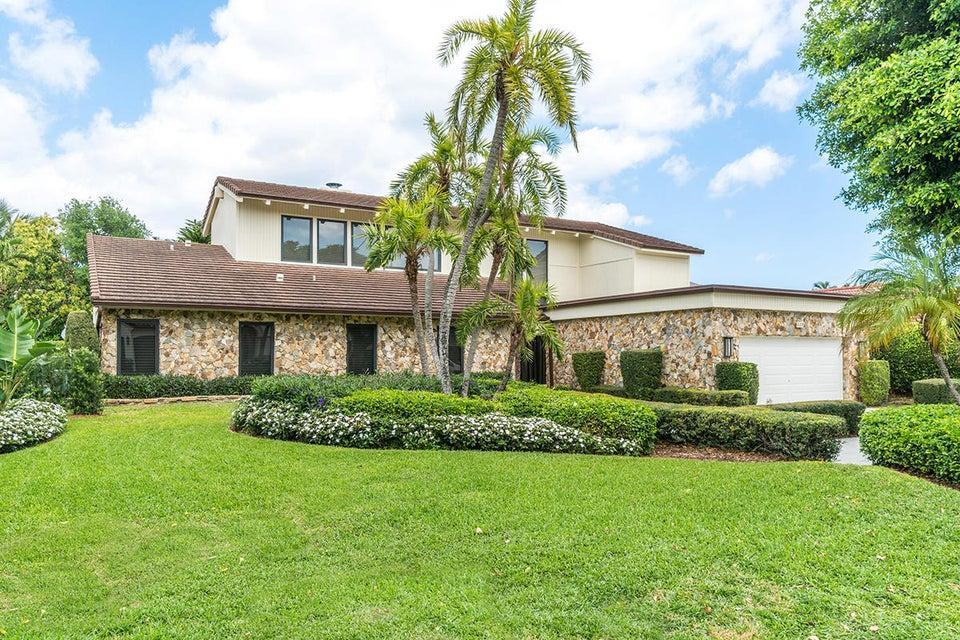 Single Family Home for Sale at 229 S Maya Palm Drive 229 S Maya Palm Drive Boca Raton, Florida 33432 United States