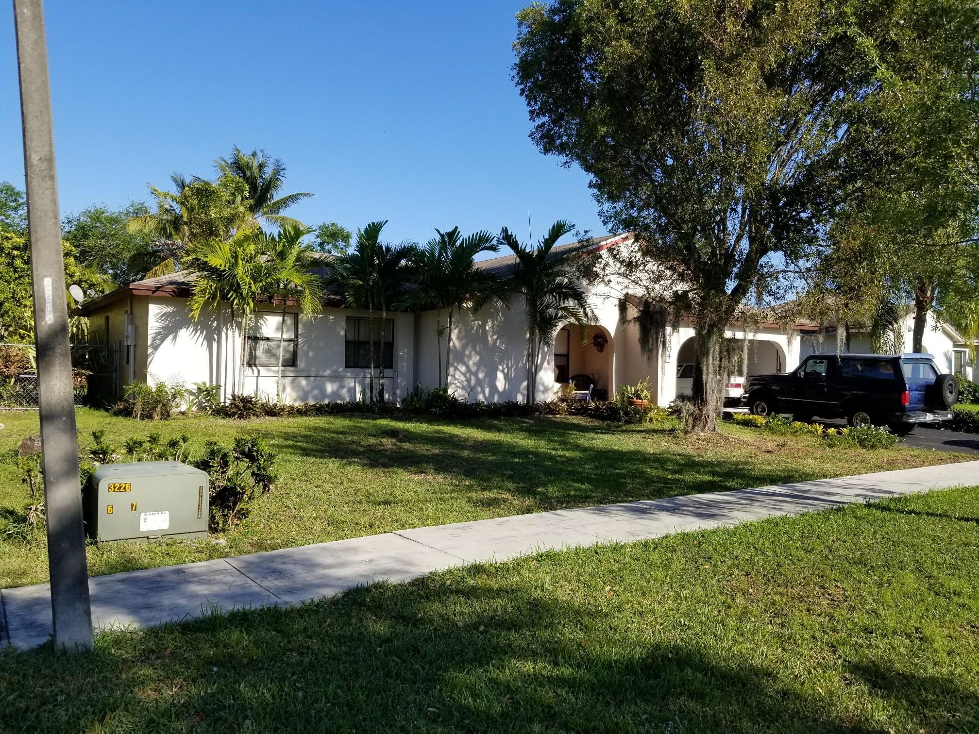Home for sale in FLAMINGO GARDENS PH 3 Cooper City Florida