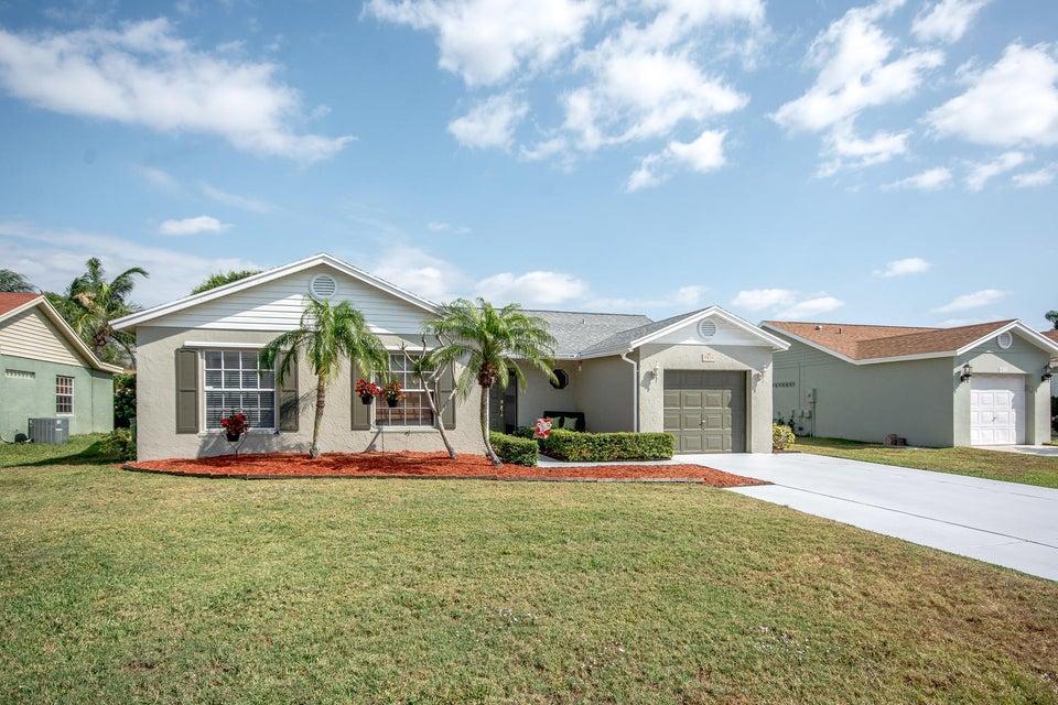 Home for sale in Alden Ridge Boynton Beach Florida
