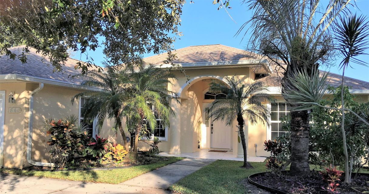 Single Family Home for Rent at 1640 Hidden Pearl Place 1640 Hidden Pearl Place Vero Beach, Florida 32963 United States