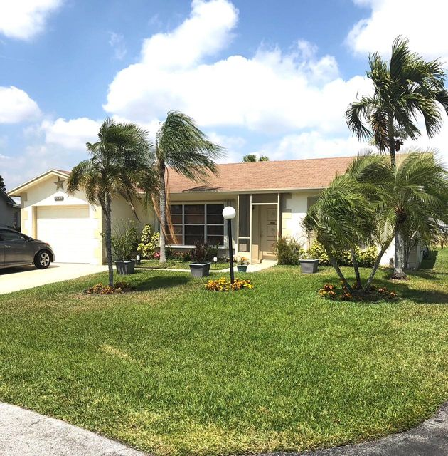 7449 Pine Park Drive  Lake Worth, FL 33467
