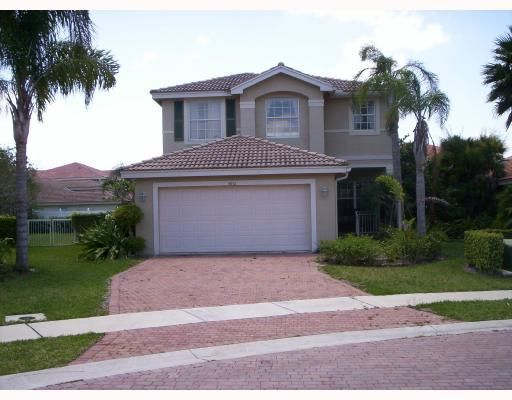 Single Family Home for Rent at 5012 Solar Point Drive 5012 Solar Point Drive Greenacres, Florida 33463 United States