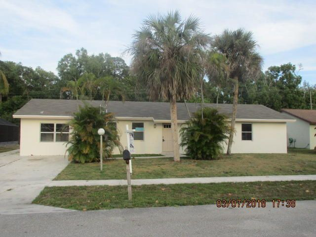 Home for sale in LAKES OF LANTANA PH 1-A Lake Worth Florida