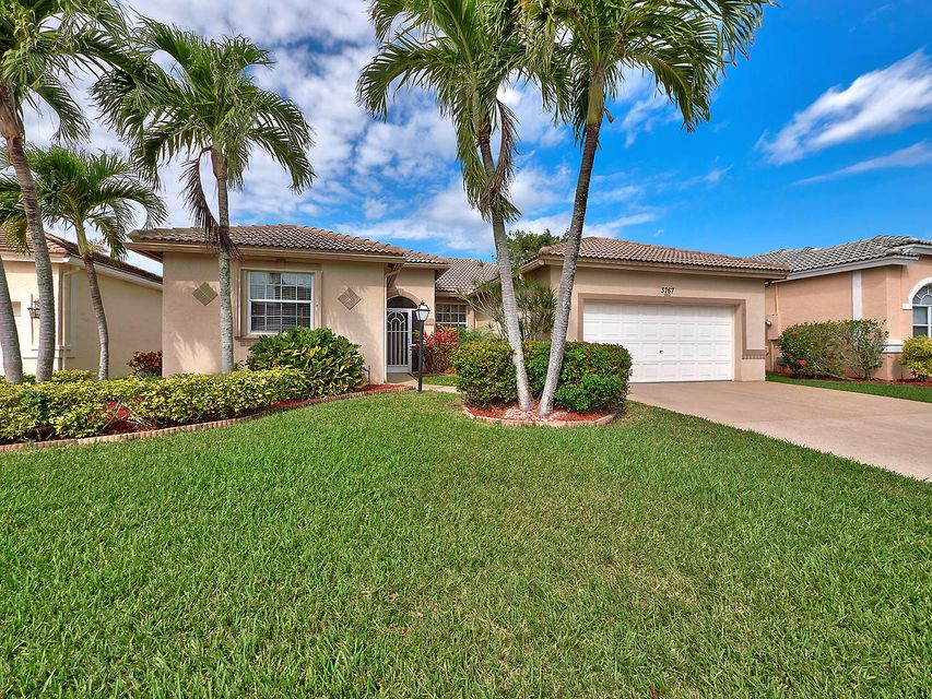 3767 Spring Crest Court  Lake Worth, FL 33467