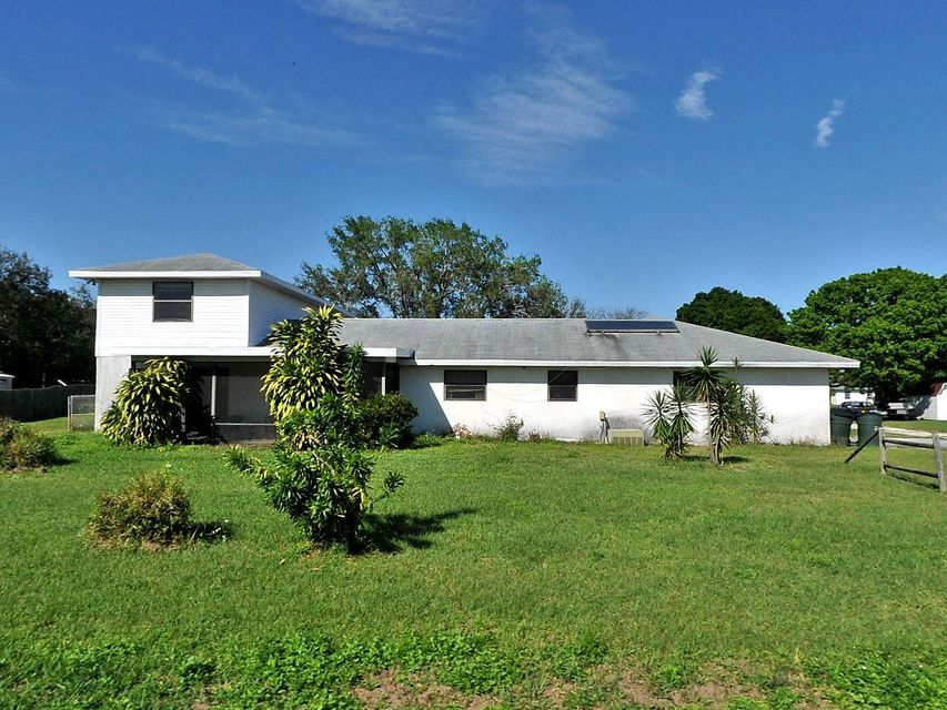 Home for sale in see tax record Fort Pierce Florida