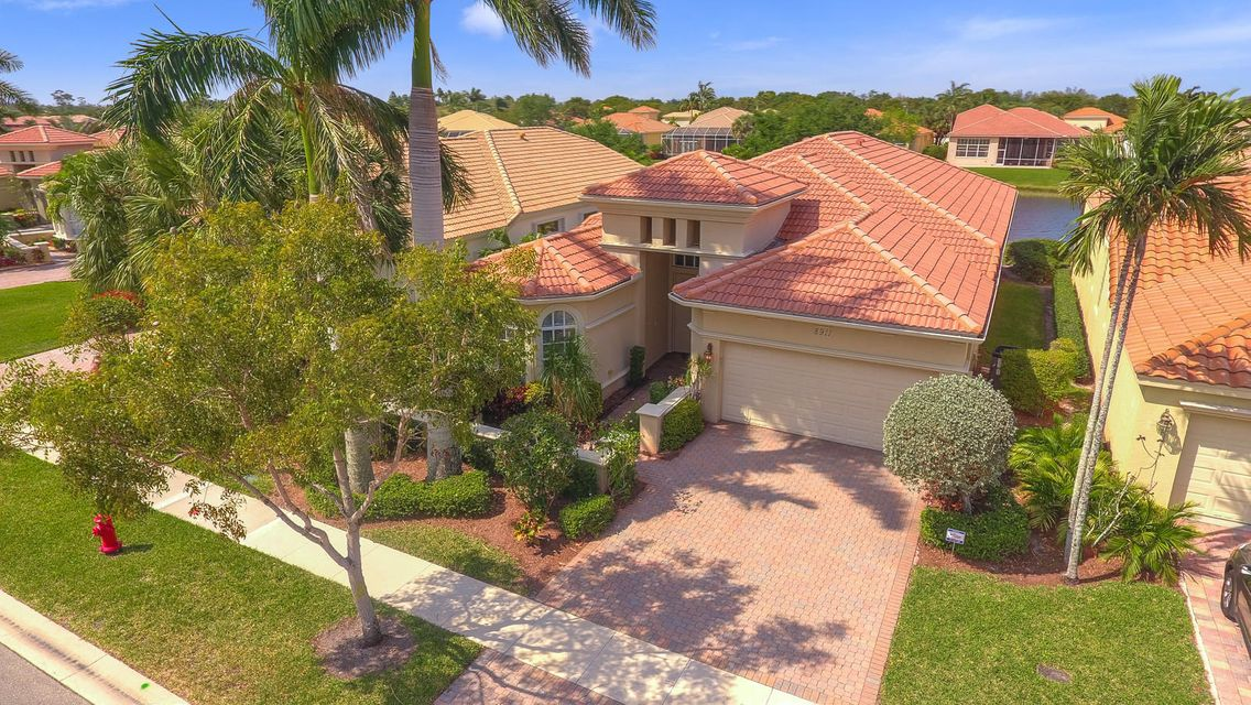 BUENA VIDA home 8911 Via Prestigio Wellington FL 33411