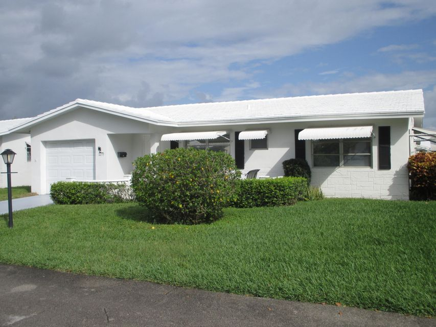 Single Family Home for Rent at 2077 SW 14 Avenue 2077 SW 14 Avenue Boynton Beach, Florida 33426 United States