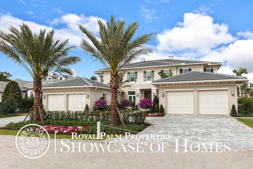 Single Family Home for Sale at 1779 Sabal Palm Drive 1779 Sabal Palm Drive Boca Raton, Florida 33432 United States