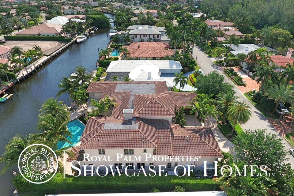 Single Family Home for Sale at 237 W Alexander Palm Road 237 W Alexander Palm Road Boca Raton, Florida 33432 United States