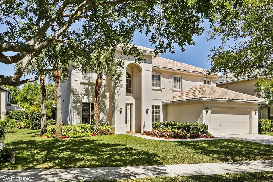 429 Oriole Circle  Jupiter FL 33458