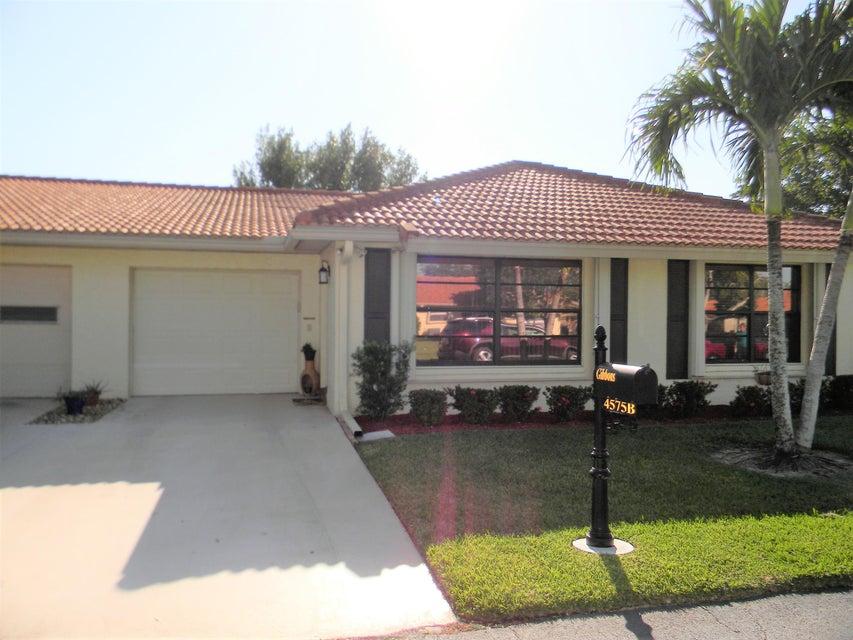 BENT TREE VILLAS WEST CONDO home 4575 Laurel Tree Road Boynton Beach FL 33436
