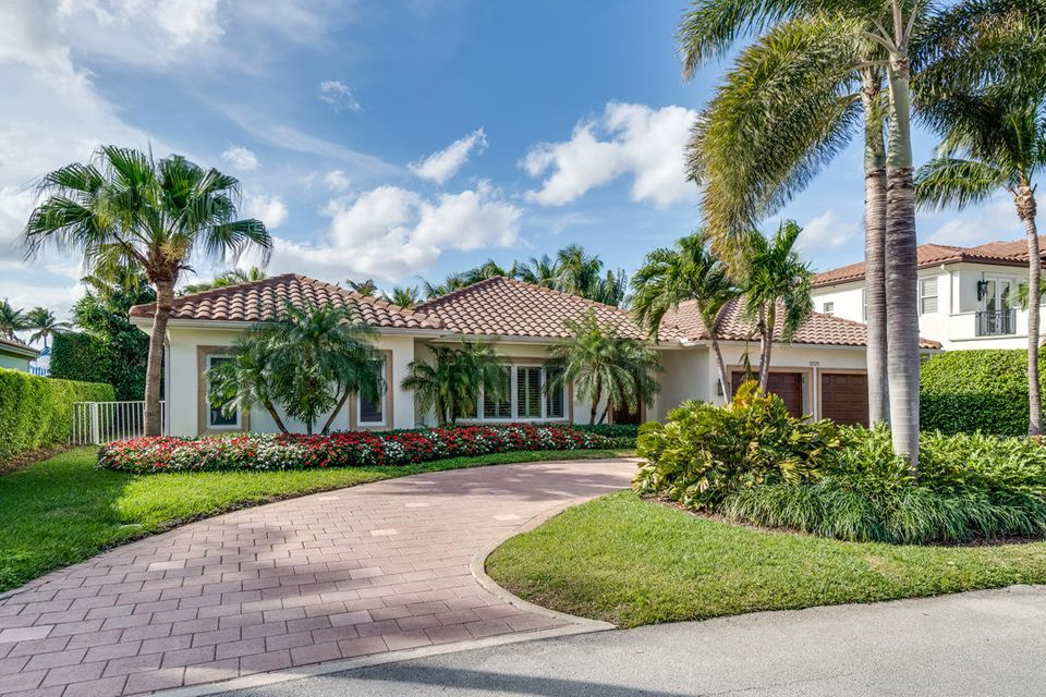 Royal Palm Yacht and Country Club home on 2221  Cherry Palm Rd.