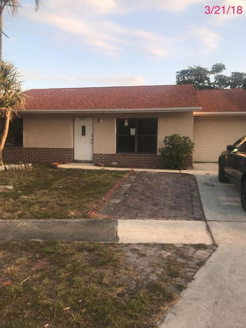 5972 Ithaca Circle Lake Worth, FL 33463 photo 1
