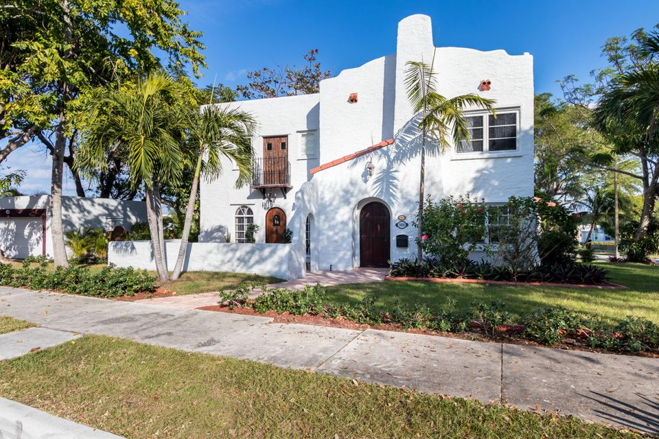 Home for sale in Northwood Hills West Palm Beach Florida