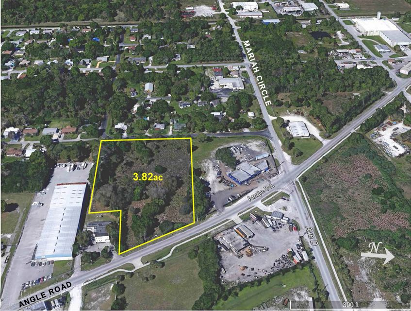 Industriell für Verkauf beim 407 Angle Road 407 Angle Road Fort Pierce, Florida 34950 Vereinigte Staaten