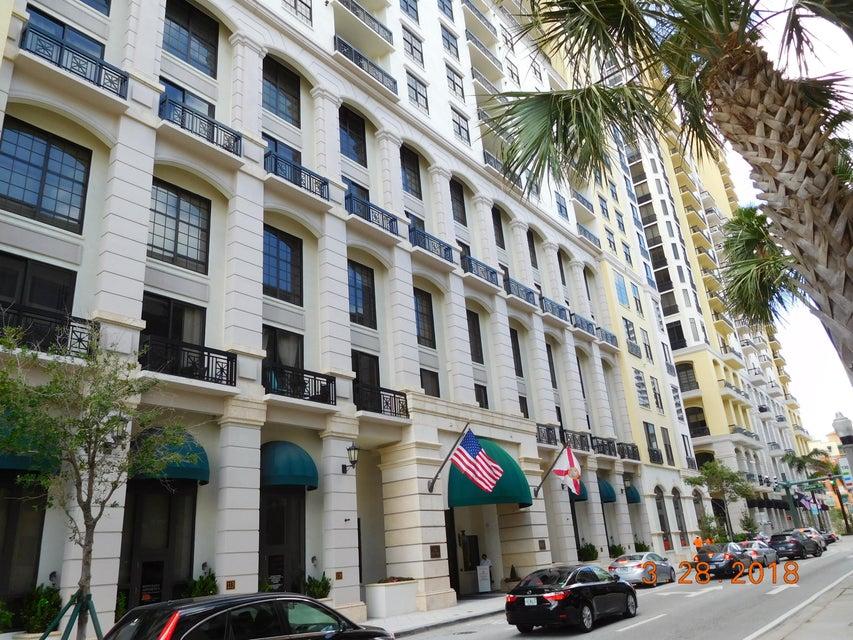 801 S Olive Avenue 724  West Palm Beach, FL 33401