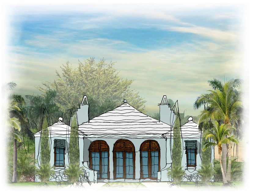 New Home for sale at 2576 Greenway Drive in Jupiter