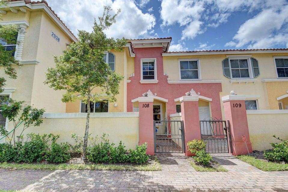 2938 Hope Valley Street 108 Royal Palm Beach, FL 33411 photo 1