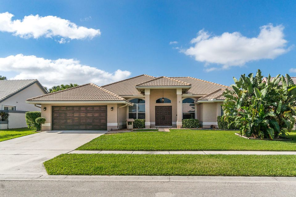 6790 Blue Bay Circle  Lake Worth, FL 33467
