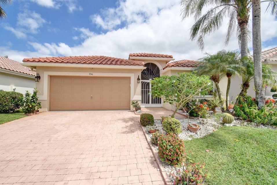 Cascades home 11546 Claria Drive Boynton Beach FL 33437