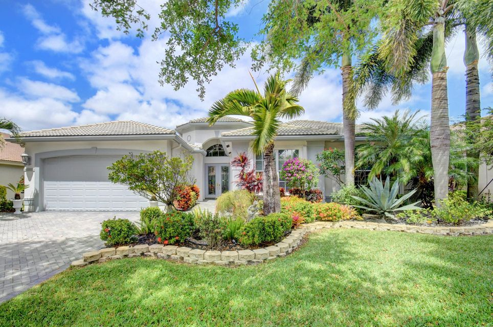 VALENCIA SHORES 1 home 8898 Majorca Bay Drive Lake Worth FL 33467