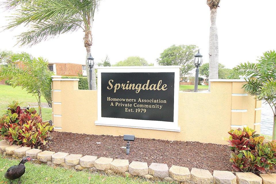 141 Springdale Circle Palm Springs, FL 33461 photo 1