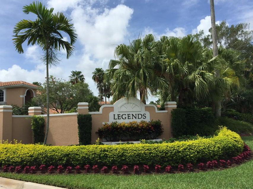 Home for sale in LEGENDS CONDO Palm Beach Gardens Florida