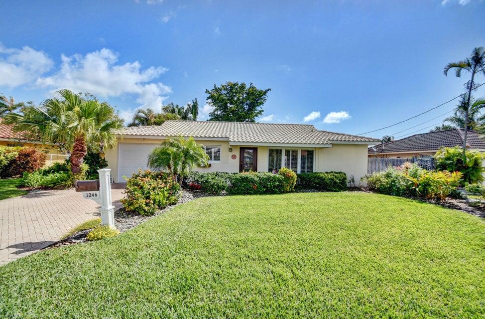 Home for sale in Boca Islands Boca Raton Florida