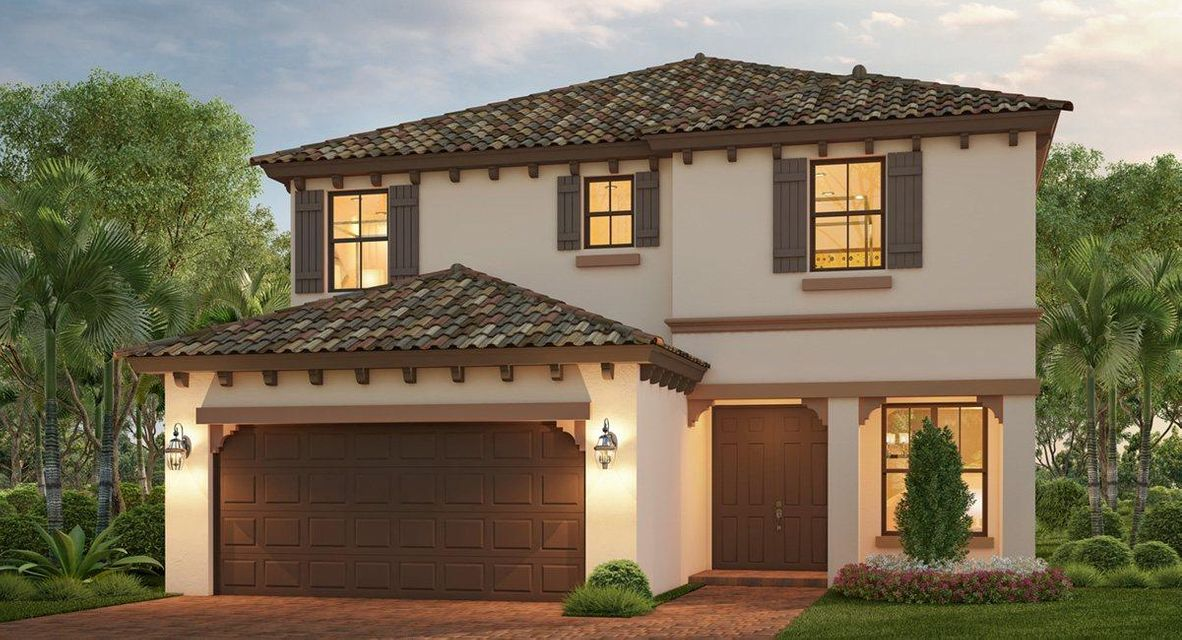 Home for sale in Lennar Royal Palm Beach Florida