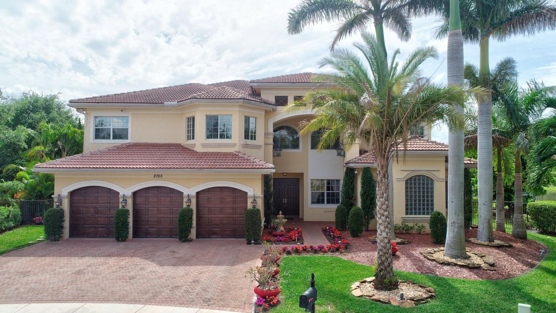 8728 Thornbrook Terrace Point  is listed as MLS Listing RX-10404022