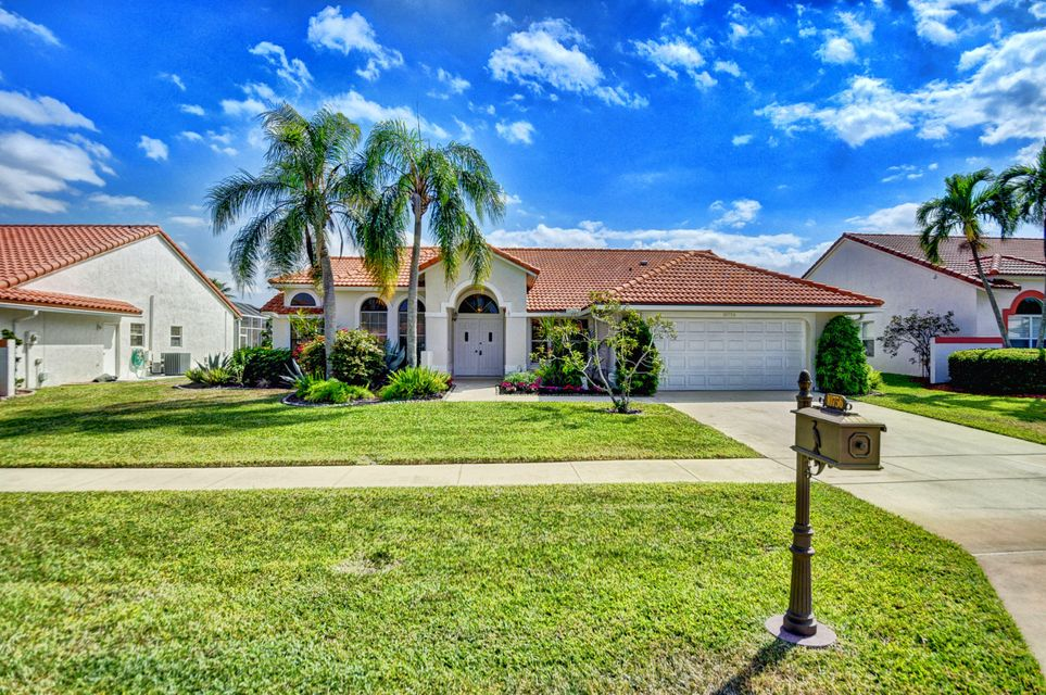 10756 Sea Cliff Circle  Boca Raton FL 33498