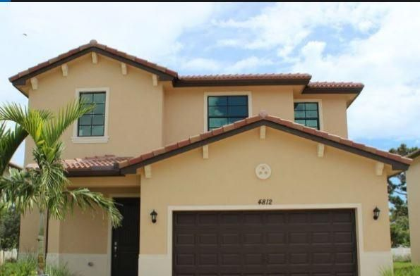 Single Family Home for Sale at 4812 Conifer Court 4812 Conifer Court Greenacres, Florida 33463 United States